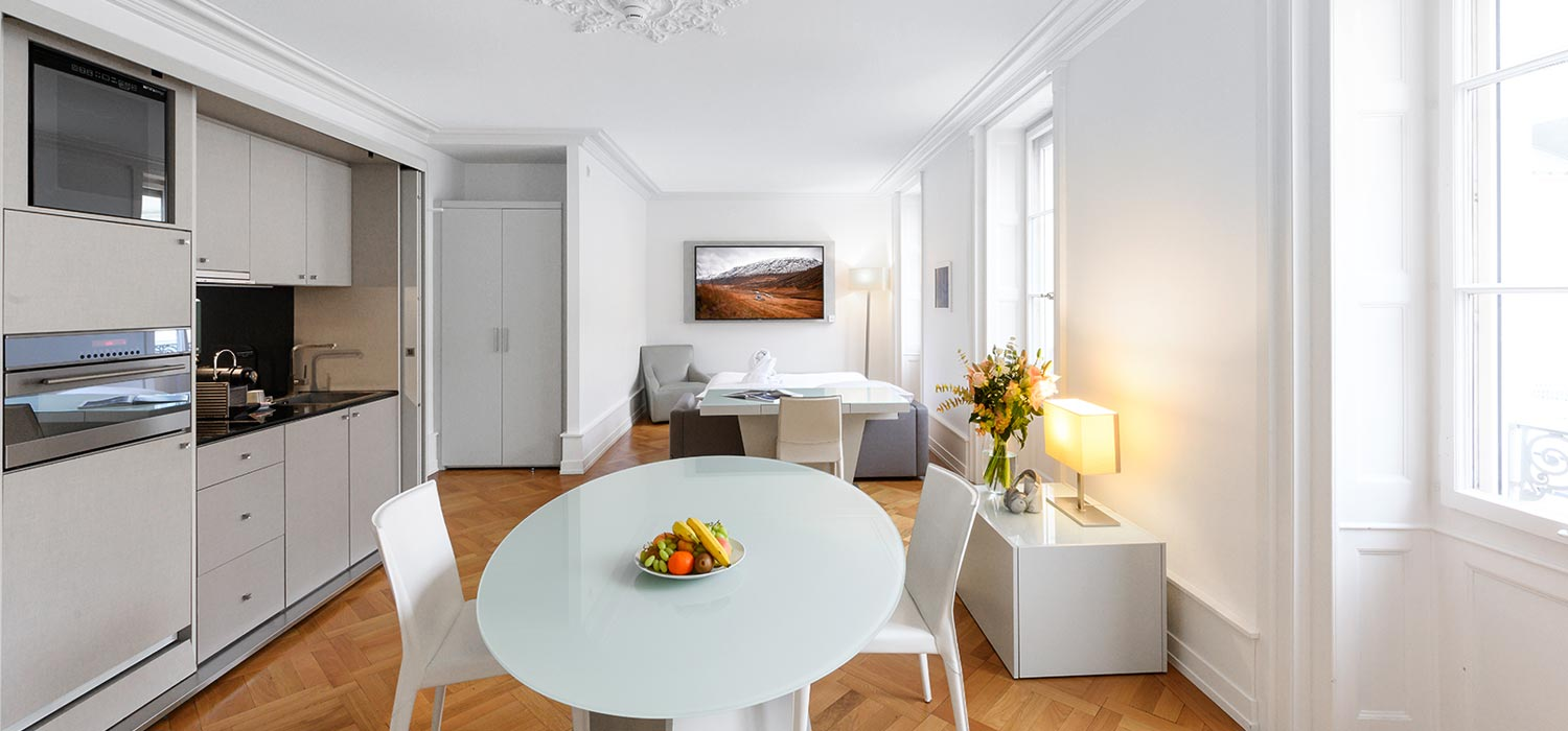 Swiss Luxury Apartments Geneva