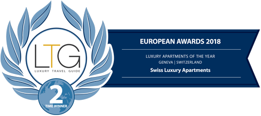Luxury Travel Guide Award 2018