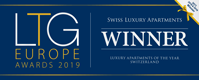 Luxury Travel Guide Award 2017, 2018, 2019